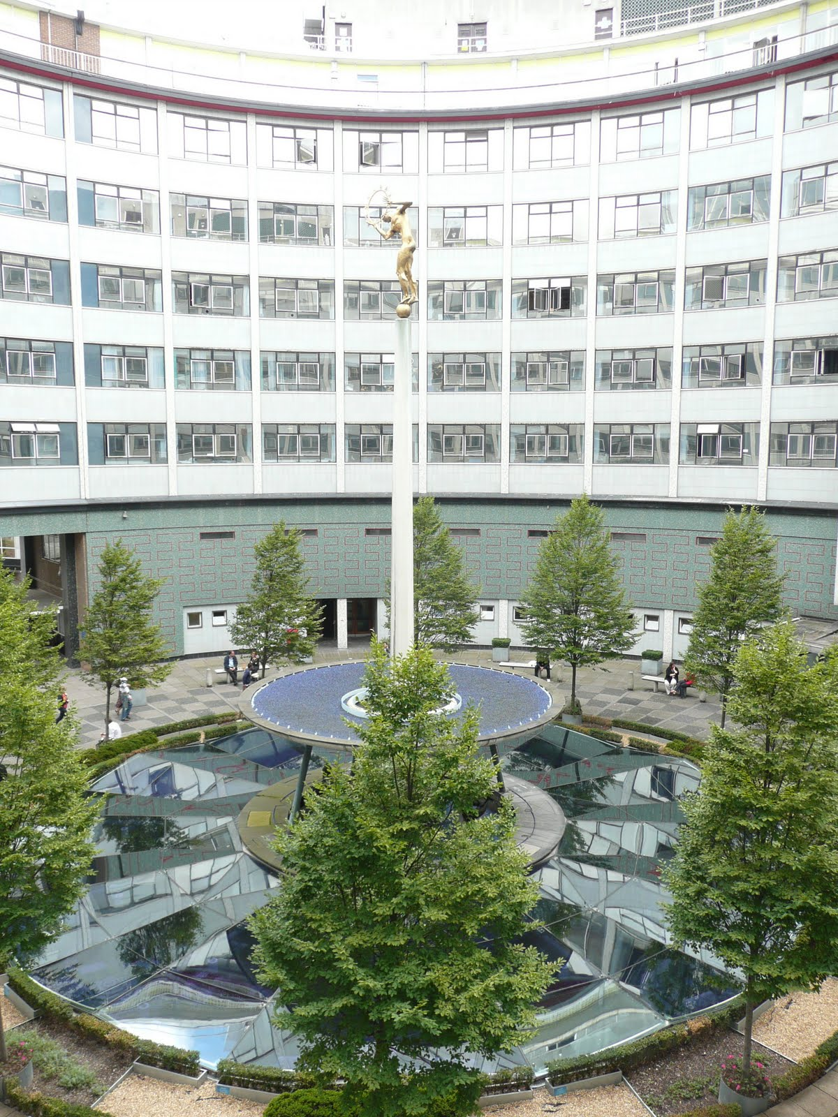 Helios, BBC Television Centre