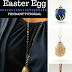 Faberge Inspired Polymer Clay Easter Egg Pendant Tutorial