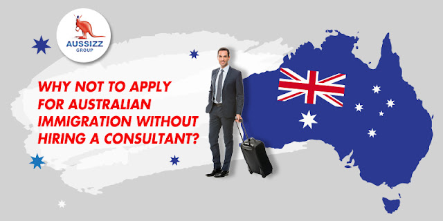 Why Not to Apply for Australian Immigration Without Hiring a Consultant?
