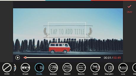 FilmoraGo - Aplikasi Edit Video Terbaik Gratis Android
