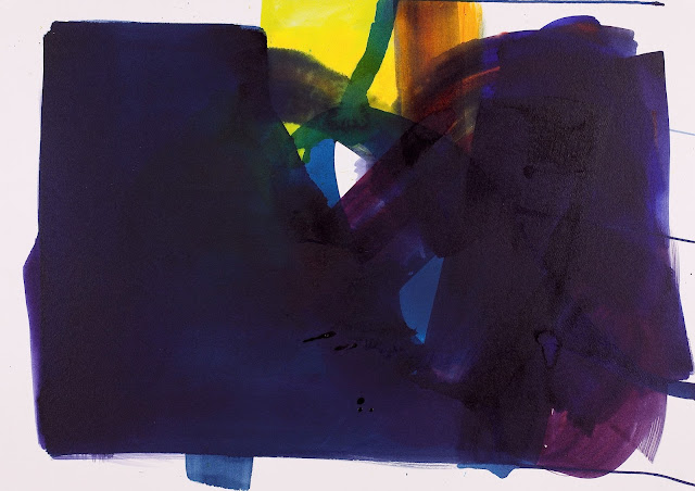 artiste peintre jean baptiste besançon bordeaux abstraction
