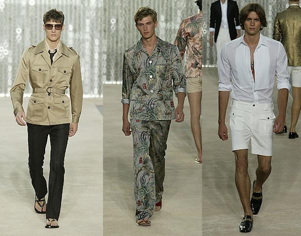 Louis Vuitton by Marc Jacobs SS 2006 Menswear