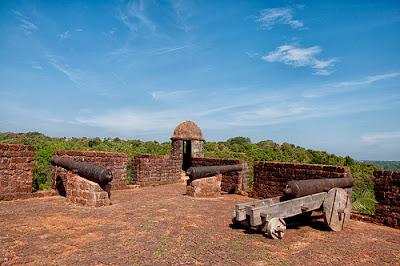 Cabo-De-Rama Fort