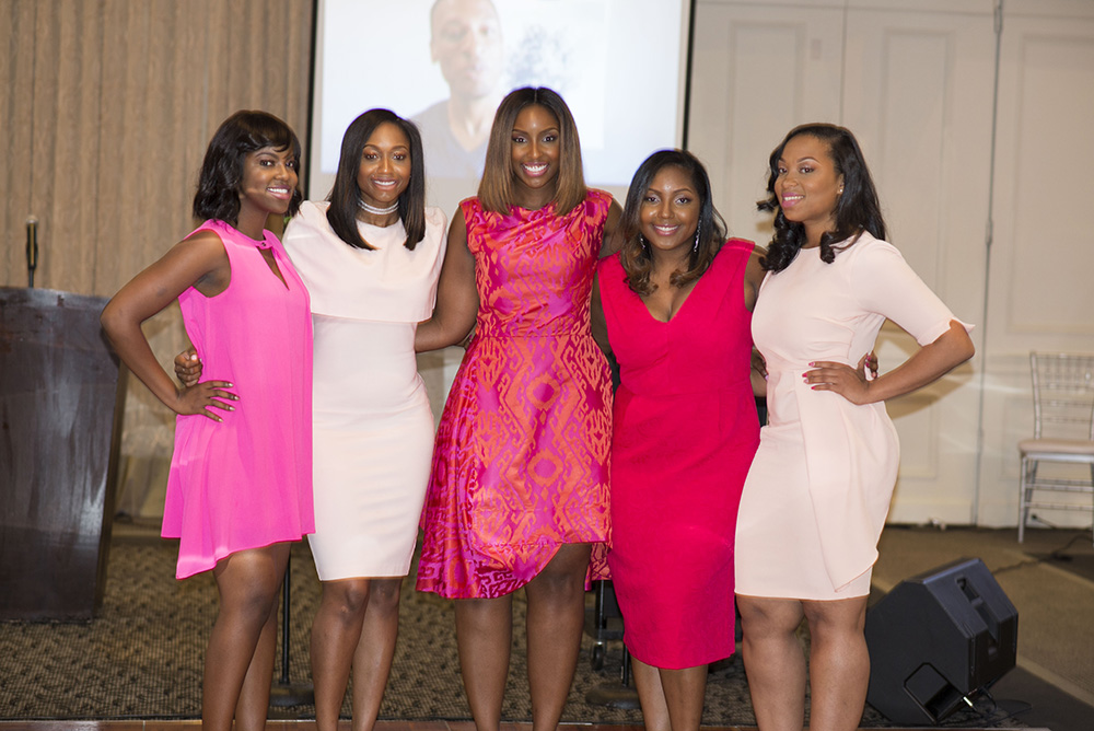 My recap of the Painted Pink Annual Bruncheon
