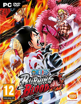 One Piece Burning Blood PC Full Español | MEGA