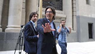 El ministro de Justicia, Germán Garavano, será uno de los que firme el decreto para reglamentar el pago de Ganancias en el Poder Judicial.