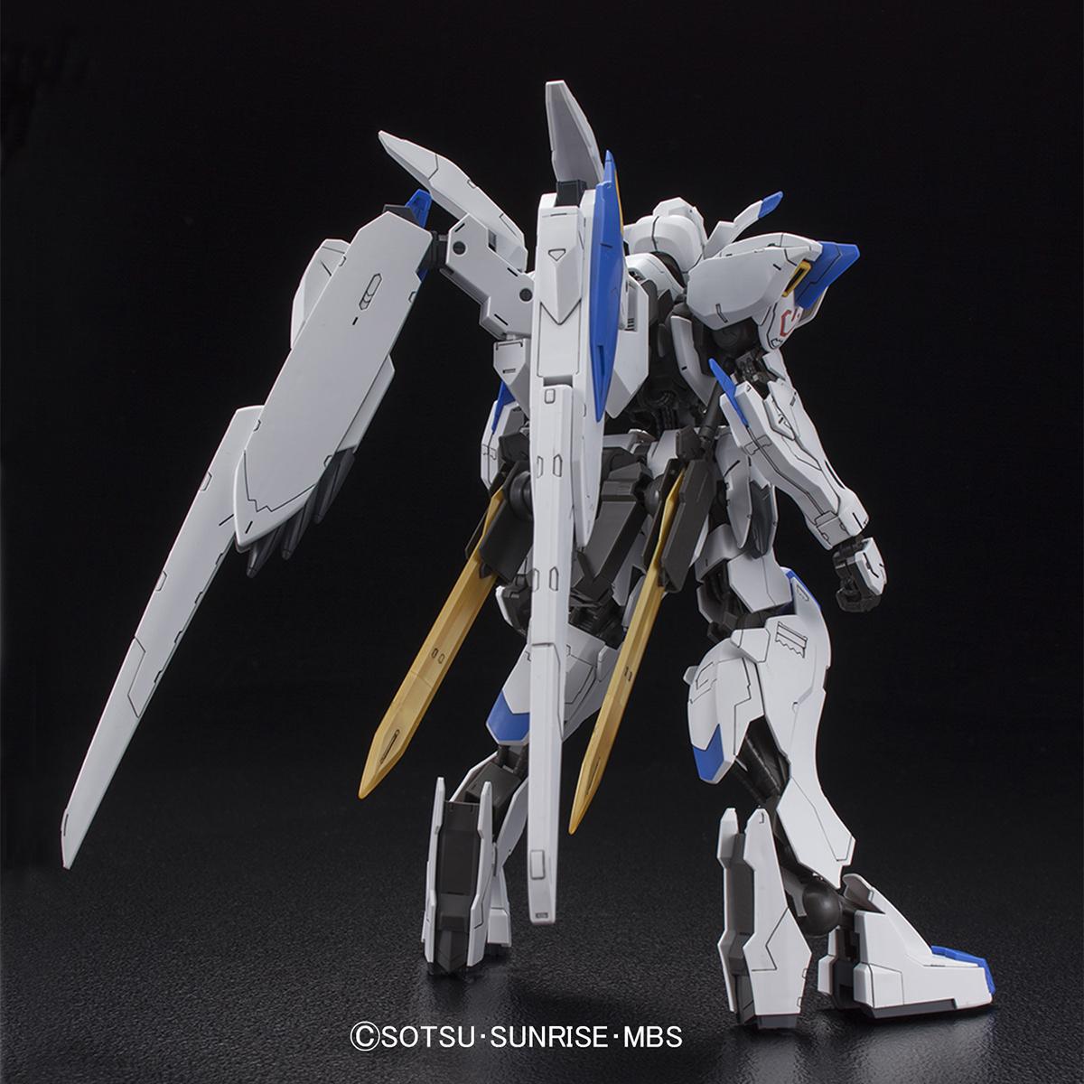1/100 Full Mechanics Gundam Bael - Release Info