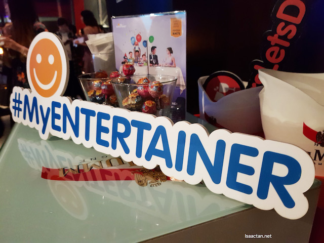 The ENTERTAINER Malaysia 2018 Launched
