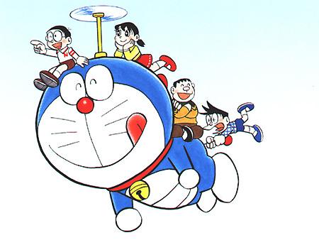 Did You Know? : Doraemon berumur lebih dari 40 tahun