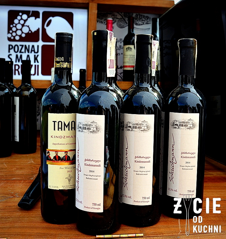 Kindzmarauli 2014 - Schuchmann, Interwin, gruzinskie wino, poznaj smak gruzji, gruzja, wino, malinova, zycie od kuchni, georgian wine agency, vinisfera