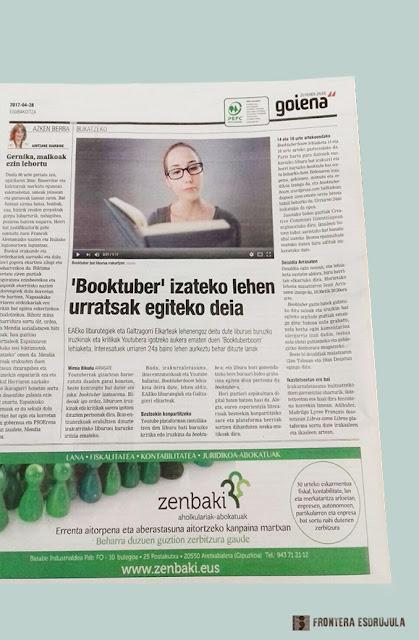 Casi nos quema, booktubers- BookTube- Marian Ruiz