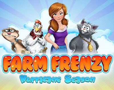 PC Games Farm Frenzy Hurricane Season