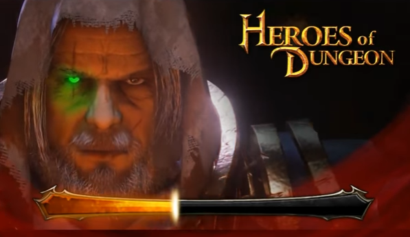 Heroes of the Dungeon v5.0.0 Mod Apk Data Terbaru (Unlimited MP/XP,God Mode)