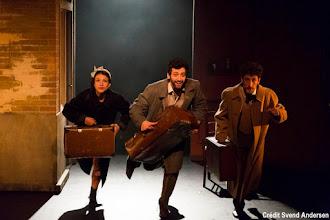 Théâtre : Les crapauds fous, de Mélody Mourey - Avec Charlie Fargialla, Gaël Cottat -  Théâtre des Béliers Parisiens
