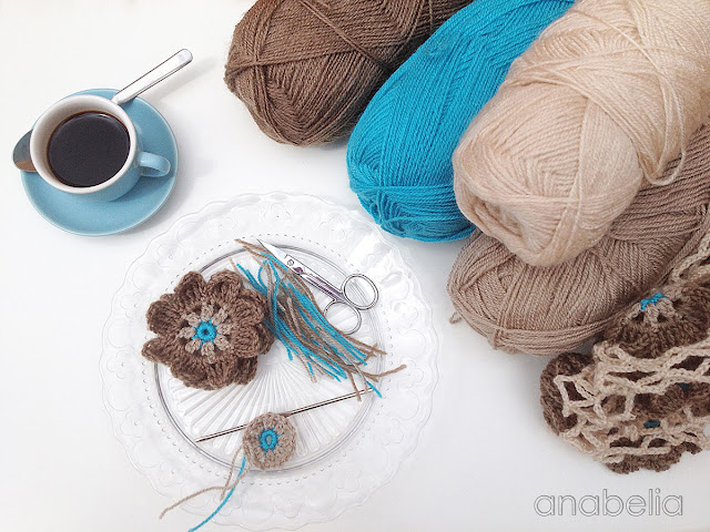 Autumn crochet projects by Anabelia