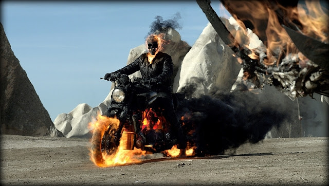 Ghost Rider 2: Spirit Of Vengeance (2012