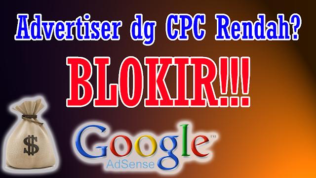 Ampuh Meningkatkan CPC Google Adsense
