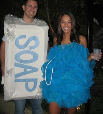 jabón de disfraces de Halloween divertido