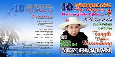 Yen Rustam – Pulanglah Uda (Album MP3 dan Lirik)