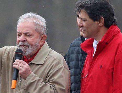 Votos de Lula não se transferiram para Haddad no RN
