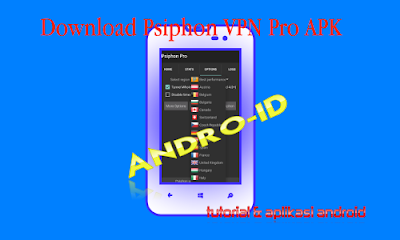 Download Psiphon VPN Pro APK Android