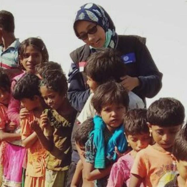 Muda Cantik Berhati Mulia, Dokter Asal Lamongan Dan Kisah Pilu Pengunsi Rohingya