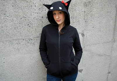 Cool Hoodies and Unusual Hoodie Designs (15) 5
