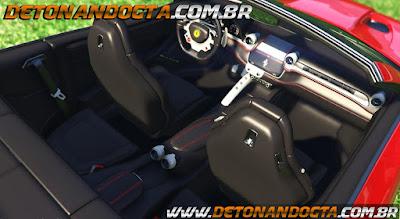 GTA V - Ferrari Portofino 2018