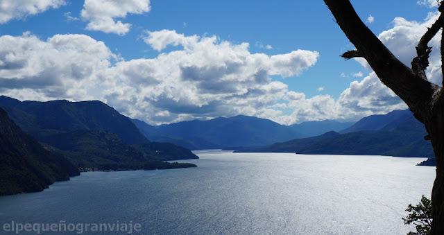 Vista Lago Lacar, Mirador Bandurrias, San Martín de los Andes