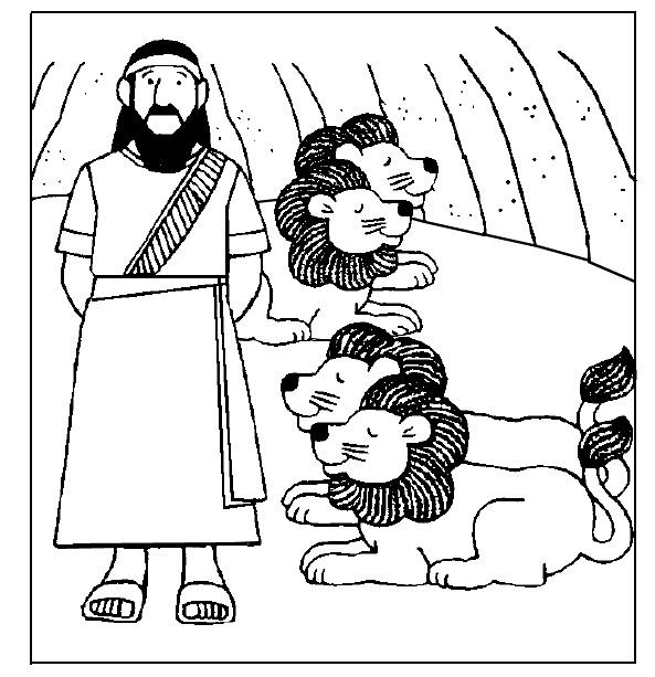 Me Aburre La Religi 211 N Daniel Y Los Leones Dibujos Para
