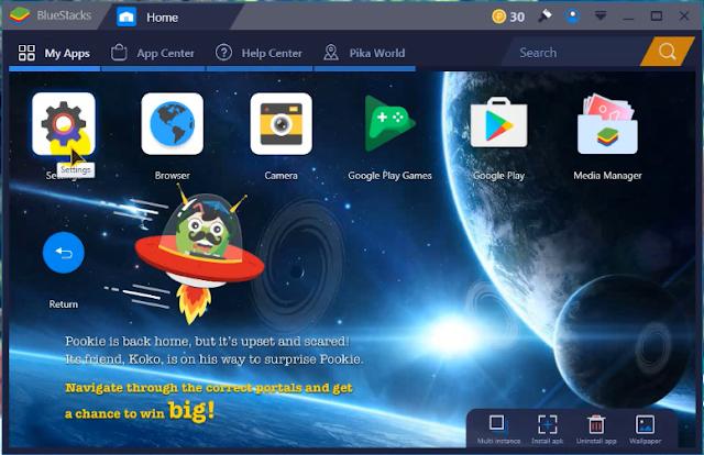 Download করে নিন BlueStacks Premium Offline Rooted 4.160.10.8007 Version আর এবার মজা নিন রুট পারমিশনের (Re-Post) 41