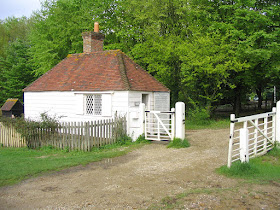 A toll house    Weald and Downland Museum