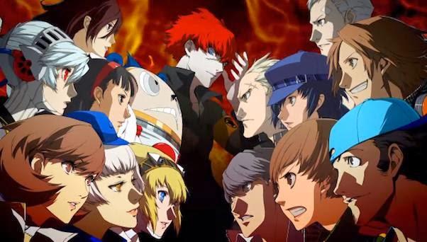Persona 4: Arena Ultimax Screenshot