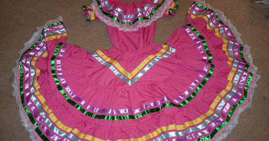 A Dress from the Wrong Part of Mexico