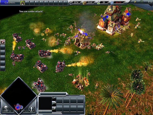 Empire Earth 3 For PC Full Version