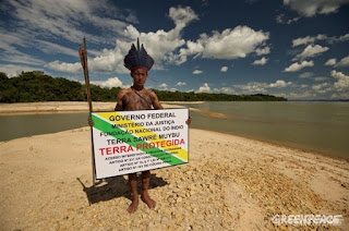 El Gobierno de Brasil pone palos en la rueda de la demarcación de las tierras indígenas