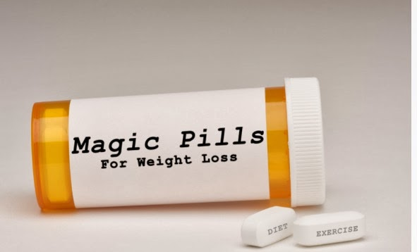 anna carter fitness: There is no magic pill, magic drops