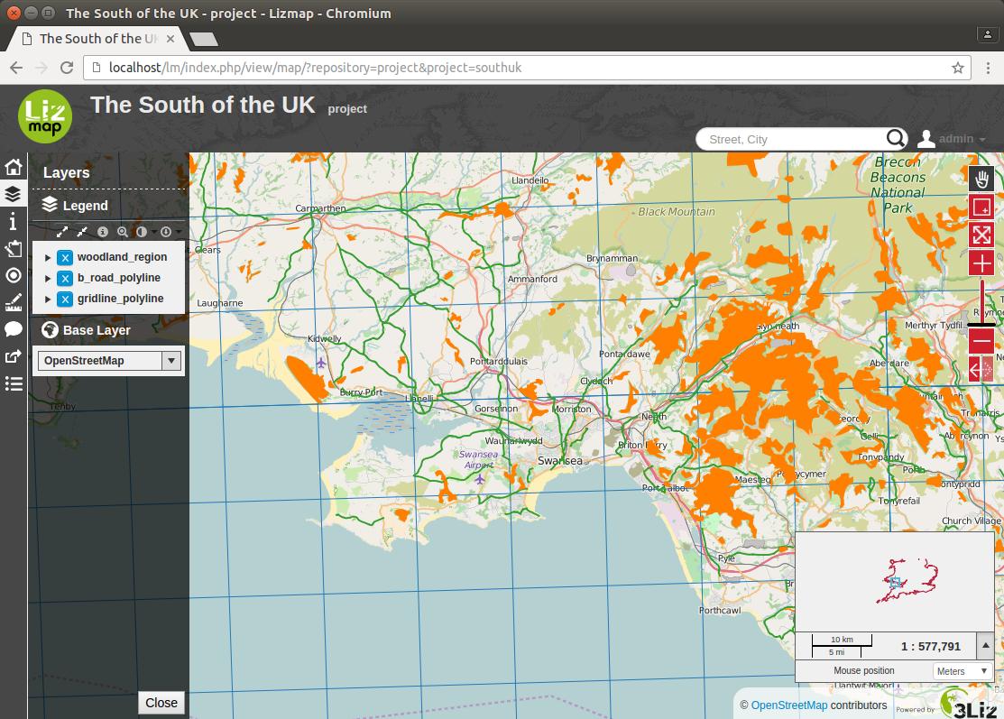 Paul Shapley's Open Source GIS Blog: Qgis-server   Installing the