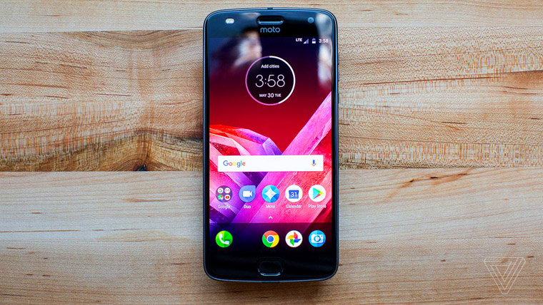 Reveiw Motorola Moto Z2 Play: Desain Gaming Banget, RAM 4 GB