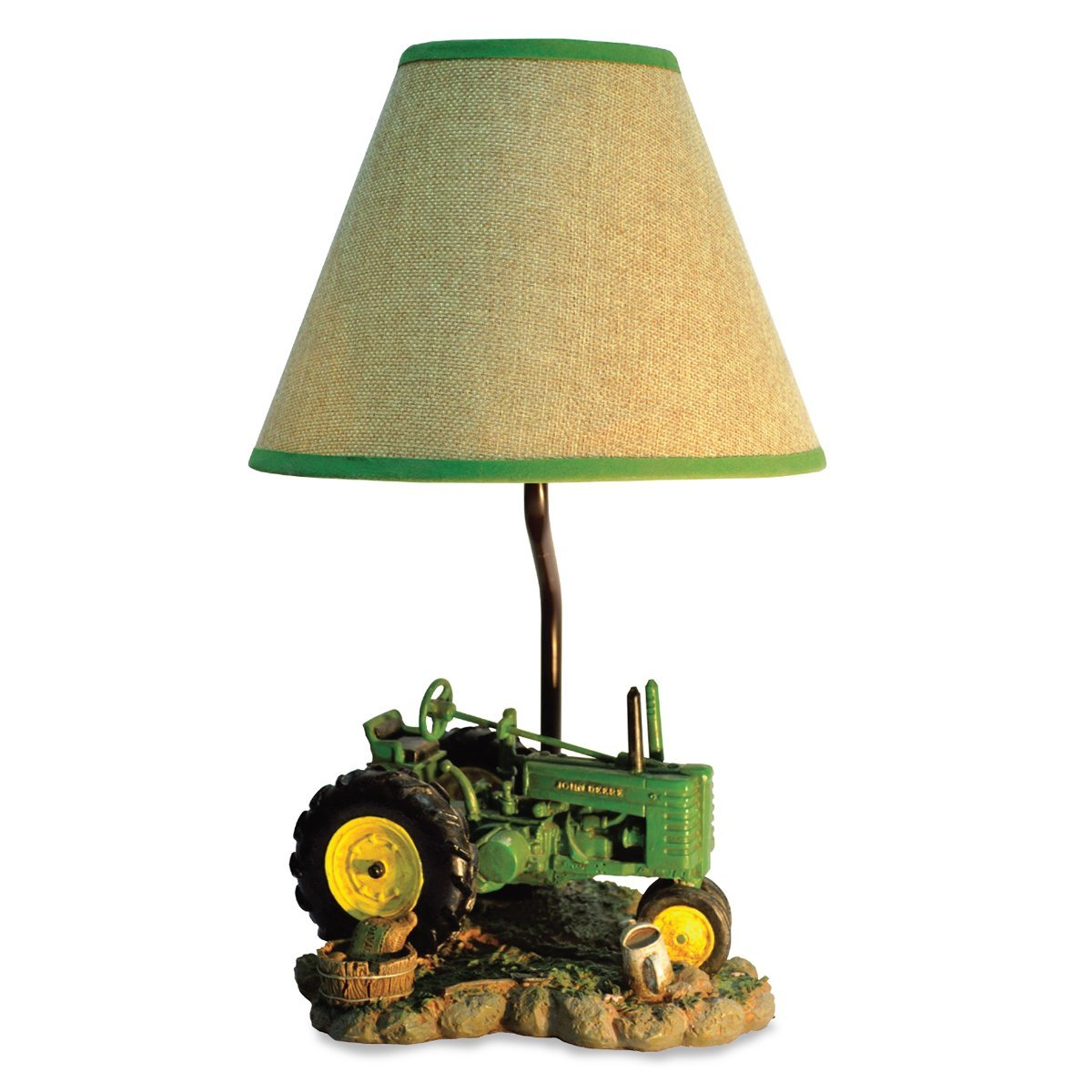 Tractor Theme Accessories For Baby To Kids John Deere Lamp