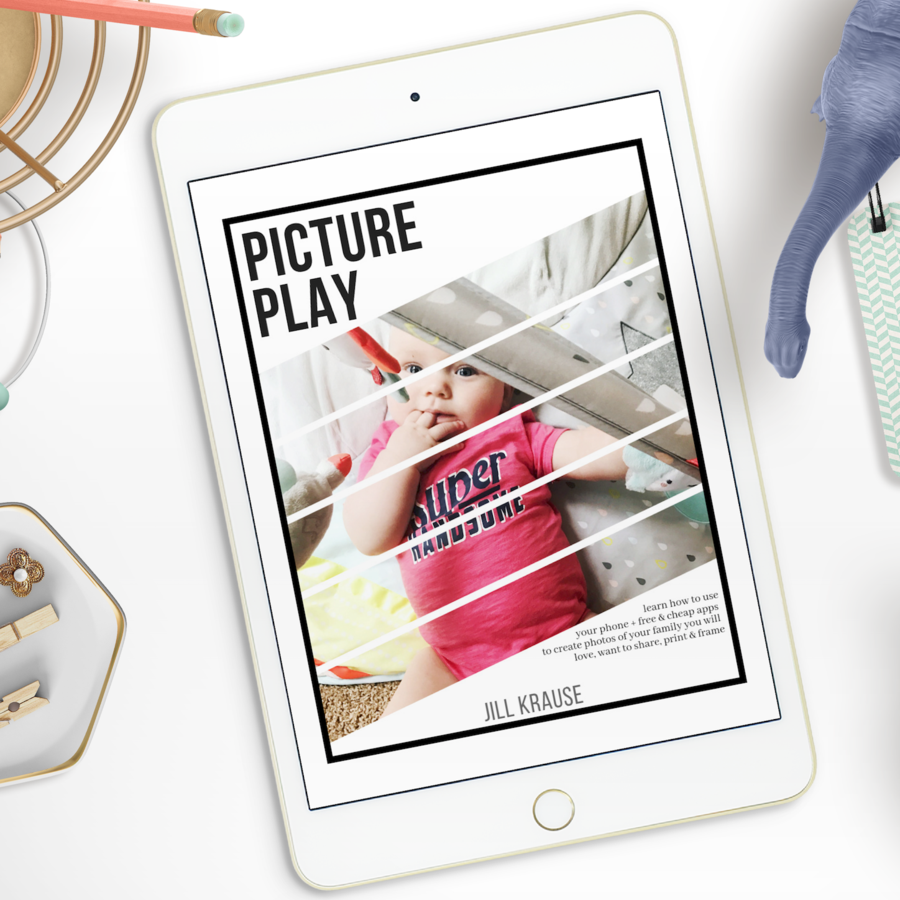 Picture Play e-Book