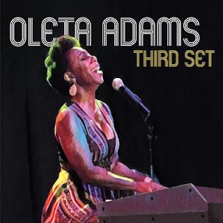 Oleta Adams - Third Set (2017) - Album Download, Itunes Cover, Official Cover, Album CD Cover Art, Tracklist