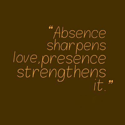 Absence Quotes