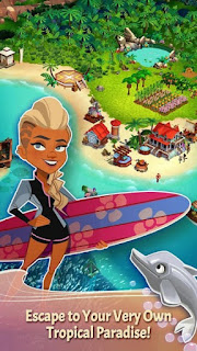 FarmVille: Tropic Escape Apk v1.4.544 Mod (Unlimited Gems)