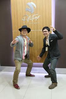 Shingo Adachi y Hiroto Yonemori