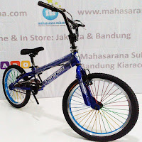 20 evergreen freestyle bmx bike