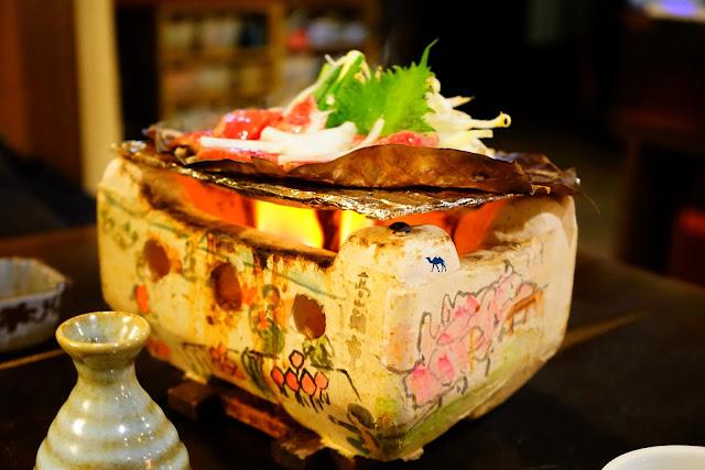 Le Chameau Bleu - Shichirin Japonais - Barbecue de table japonais