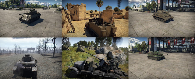 war thunder graficos y comparativas