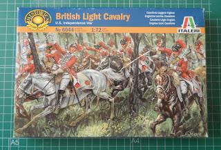 cavalleria leggera inglese