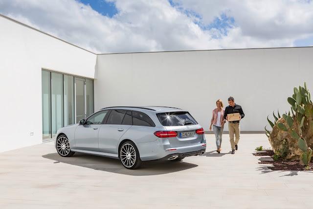 Das Ist Neue Mercedes Benz E Klasse T Modell